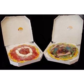 Besondere Geschenkideen aus Lüneburg: Fruchtgummi-Pizza vom Bären-Treff
