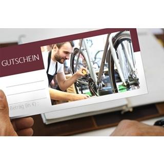 Besondere Geschenkideen aus Soltau: Gutschein für eine Fahrrad-Reparatur