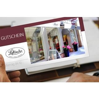 Besondere Geschenkideen aus Göttingen: Gutschein aus dem Wäschefachgeschäft