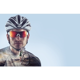 Besondere Geschenkideen aus Soltau: Hochwertige Brille für Radsportler