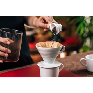 Besondere Geschenkideen aus Uelzen: Kaffeefilter aus Porzellan