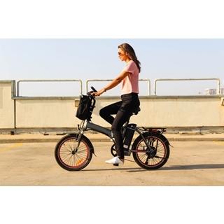 Besondere Geschenkideen aus Soltau: Klappbares E-Bike