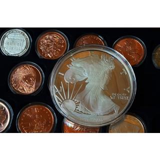 Besondere Geschenkideen aus Uelzen: Sondermünze