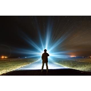 Besondere Geschenkideen aus Uelzen: Hochwertige Taschenlampe