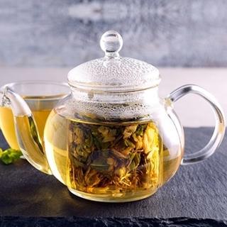Besondere Geschenkideen aus Göttingen: Hochwertige Teekanne aus Glas