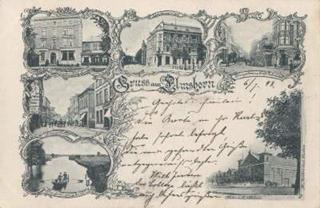 Besondere Geschenkideen aus Elmshorn: Alte Ansichtskarten von Elmshorn