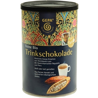 Besondere Geschenkideen aus Dortmund: Fairtrade Bio Trinkschokolade