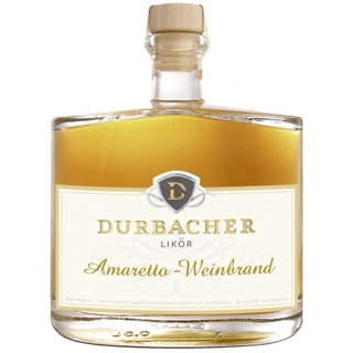 Besondere Geschenkideen aus der Region: Durbacher Amaretto-Weinbrand Likör
