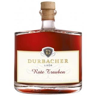 Besondere Geschenkideen aus der Region: Durbacher Roter Traubenlikör