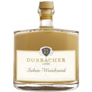 Besondere Geschenkideen aus der Region: Durbacher Sahne-Weinbrand Likör