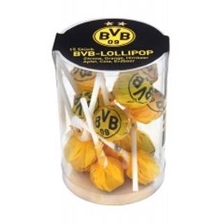 Besondere Geschenkideen aus der Region: Lollipop Dose BVB