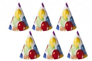 Besondere Geschenkideen aus der Region: Partyhüte 6er-Set