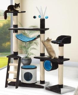 Besondere Geschenkideen in Ihrer Nähe: Kerbl Kratzbaum für Katzen