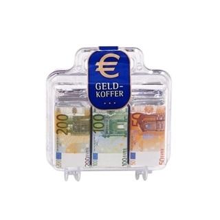 Besondere Geschenkideen in Ihrer Nähe: Geldkoffer mit Schokolade