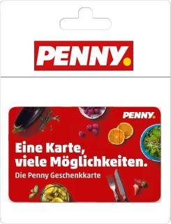 Geschenkgutscheine aus der Region: Geschenkkarte von Penny