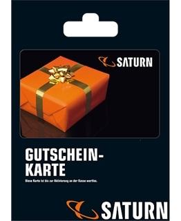 Besondere Geschenkideen aus Uelzen: Geschenkkarte von Saturn
