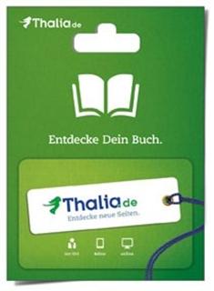 Besondere Geschenkideen aus der Region: Geschenkkarte von Thalia