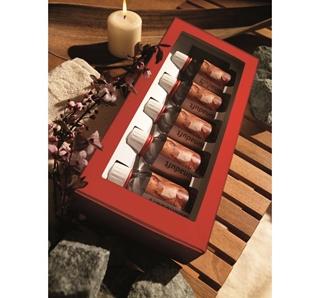 Besondere Geschenkideen in Ihrer Nähe: Geschenkpackung Sauna-Aufgusskonzentrat