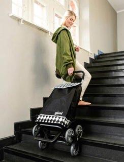 Besondere Geschenkideen in Ihrer Nähe: Treppensteiger-Einkaufstrolley