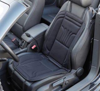 Besondere Geschenkideen in Ihrer Nähe: Autositzauflage mit Sitzheizung