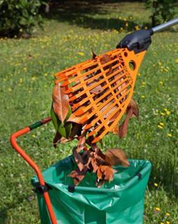 Besondere Geschenkideen in Ihrer Nähe: Gartenrechen mit Sammler