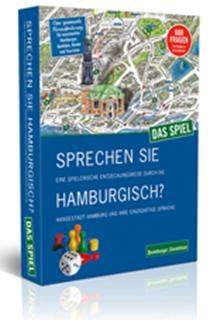 Besondere Geschenkideen aus Hamburg: Sprechen Sie Hamburgisch? Das Spiel