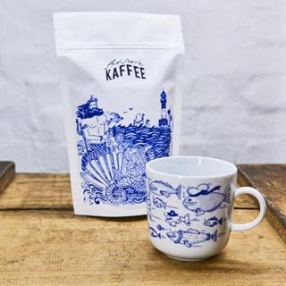 Besondere Geschenkideen aus Hamburg: Ahoi Marie Kaffee Set
