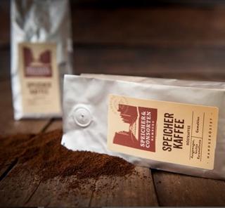Besondere Geschenkideen aus Hamburg: Speicherkaffee