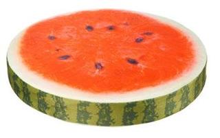 Besondere Geschenkideen in Ihrer Nähe: Sitzkissen - Melone