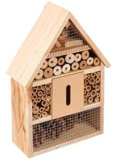Besondere Geschenkideen in Ihrer Nähe: Insektenhotel