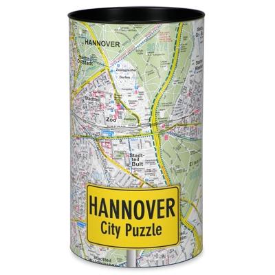 Besondere Geschenkideen aus Hannover: City Puzzle