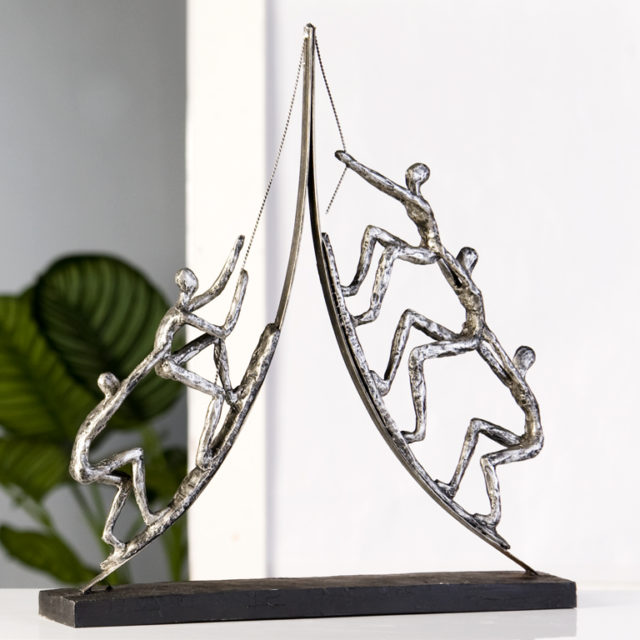 Besondere Geschenkideen aus Hannover: Skulptur Climbing