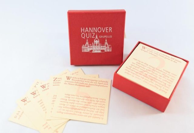 Besondere Geschenkideen aus Hannover: Wer? Wie? Was? - Hannover Quiz
