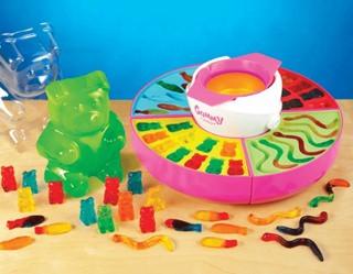 Besondere Geschenkideen in Ihrer Nähe: Gummibärchenmaschine