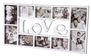 Besondere Geschenkideen in Ihrer Nähe: Bilderrahmen Love