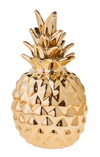 Besondere Geschenkideen in Ihrer Nähe: Goldene Deko-Ananas