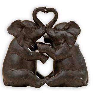 Besondere Geschenkideen aus Dortmund: Elefanten-Paar