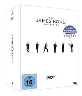 Besondere Geschenkideen aus Dortmund: The James Bond Collection - (DVD)
