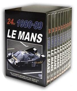 Besondere Geschenkideen aus Dresden: Le Mans Collection 1980-1989 - (10 DVDs)