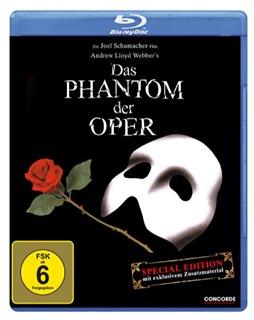 Besondere Geschenkideen aus Dortmund: Das Phantom der Oper - (Blu-ray)