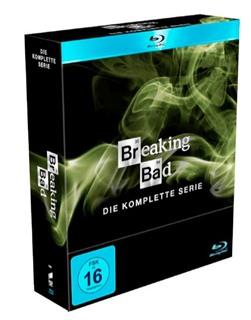 Besondere Geschenkideen aus Wuppertal: Breaking Bad - Die komplette Serie - (Blu-ray)