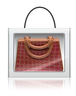 Besondere Geschenkideen in Ihrer Nähe: Schokoladen-Handtasche