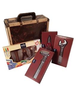 Besondere Geschenkideen in Ihrer Nähe: Schokoladen-Handwerker-Geschenkset