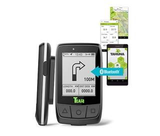 Besondere Geschenkideen aus der Region: Bluetooth®-Fahrradcomputer mit Navigations-App
