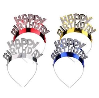 Besondere Geschenkideen in Ihrer Nähe: Haarreif Geburtstag 4er-Pack