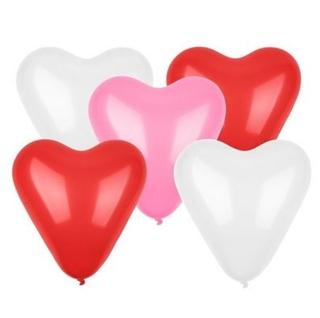 Besondere Geschenkideen in Ihrer Nähe: Herz-Ballons