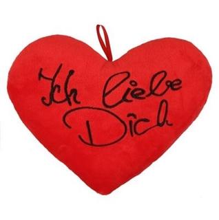 Besondere Geschenkideen in Ihrer Nähe: Plüschkissen in Herzform