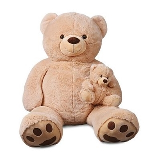 Besondere Geschenkideen in Ihrer Nähe: Riesen Teddy XXL 130 cm