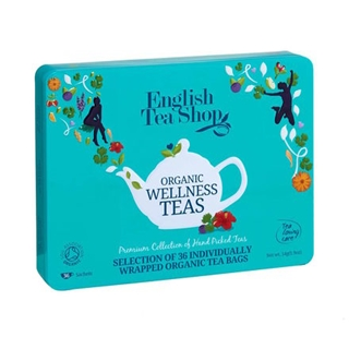 Geschenkideen aus der Region: Tee in Geschenkbox