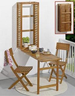 Besondere Geschenkideen in Ihrer Nähe: Garten- und Balkonmöbel Set